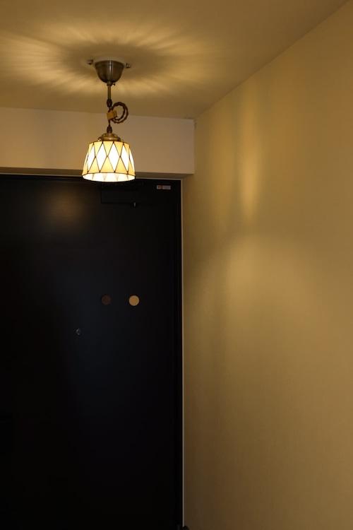 設置例 F様邸 玄関