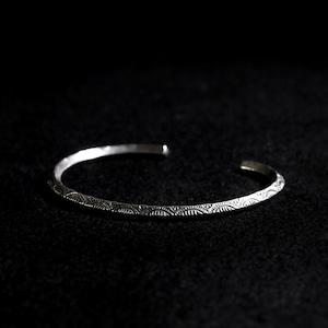 RS1808ACB154【YArKA×KAREN】silver925 karen silver BANGLE[pdw2]/ カレンシルバーバングル