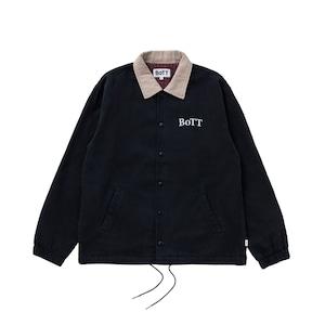 Heavy Twill Coach Jacket(black)