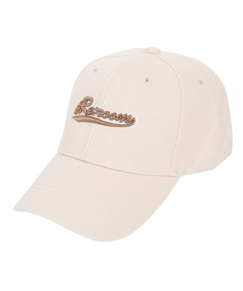 3D GRAPHIC LOGO TWILL CAP[REH134]
