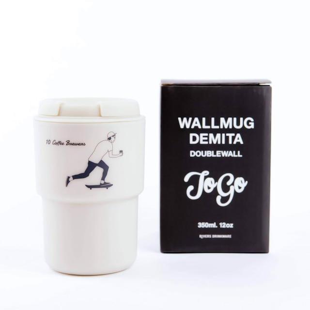 オリジナルウォールマグ【10 COFFEE BREWERS オリジナル】