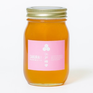 600g 青森県産 さくら蜂蜜
