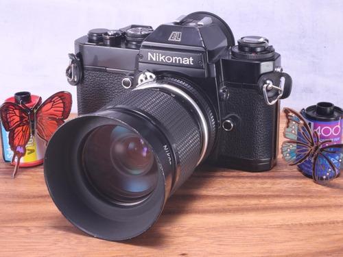 Nikon Nikomat ELズームレンズ
