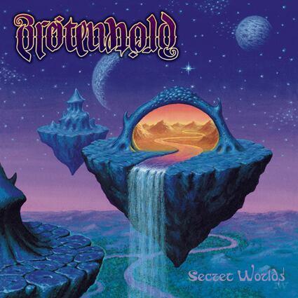 """BREITENHOLD """"Secret Worlds"""" (輸入盤)"""