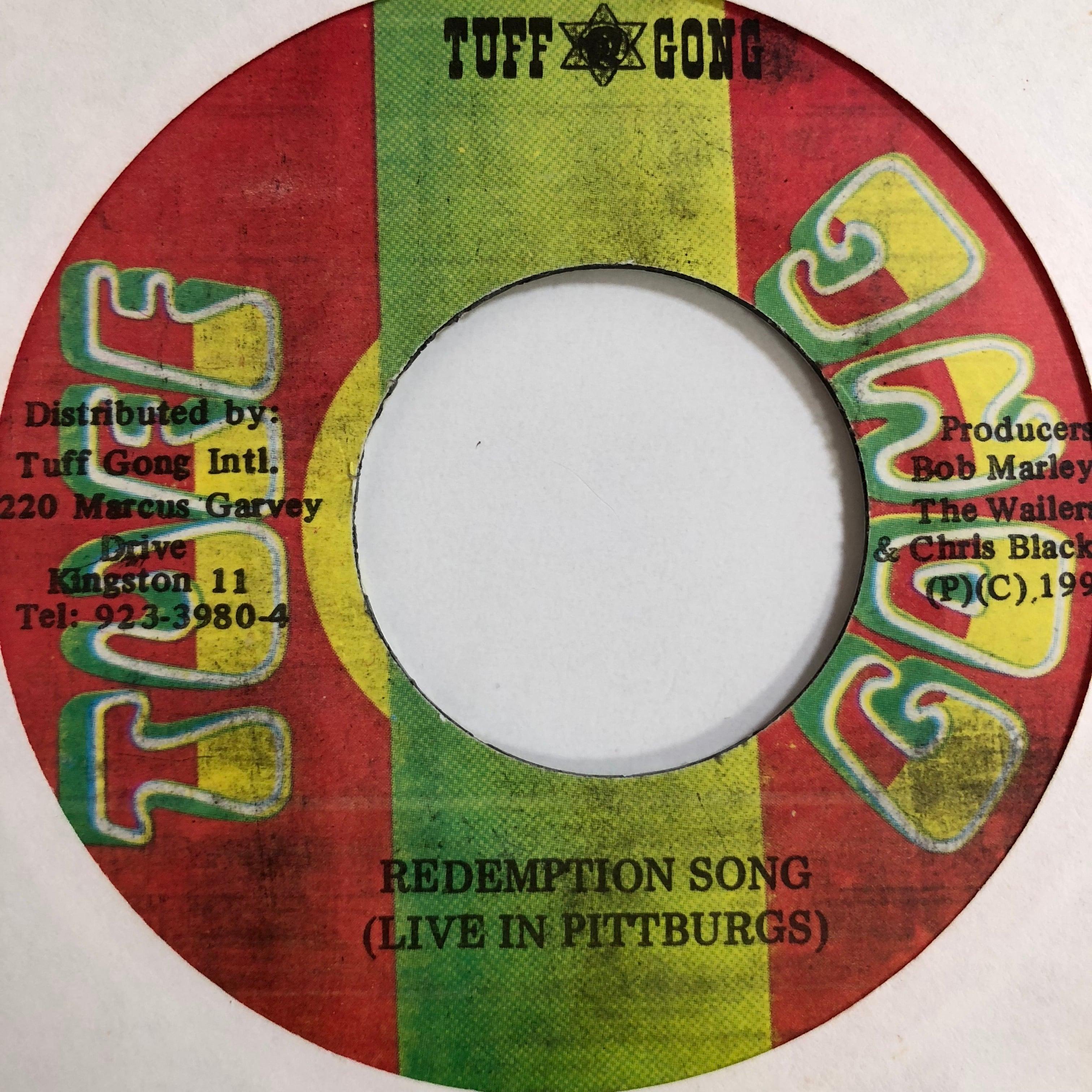 Bob Marley(ボブマーリー) - Redemption Song【7'】