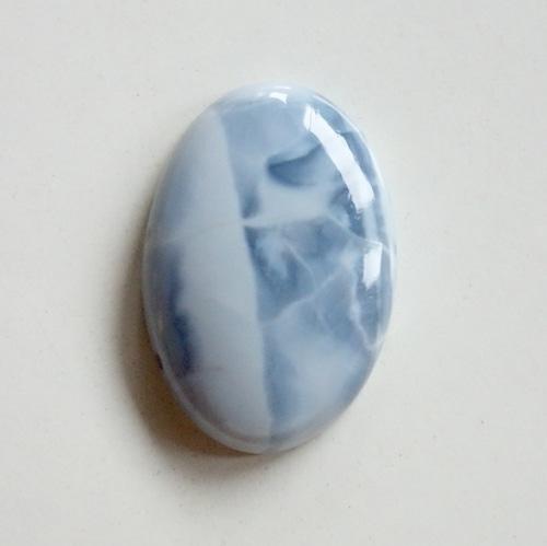オワイヒーブルーオパール(コモンオパール) 天然石ルース