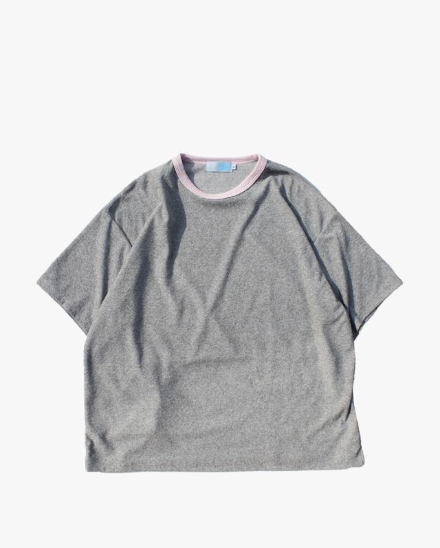 "EACHTIME. Pile-T-Shirt ""Big"" Gray"