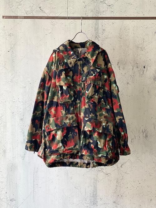 Swiss Alpine camouflage Mountain Jacket