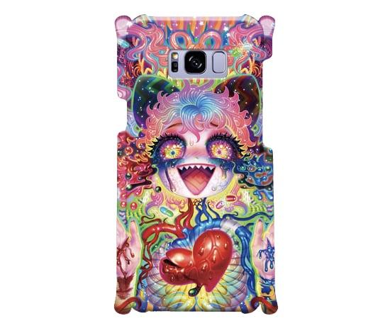 (Galaxy S8+ SC-03J/SCV35)I WANNA BE A HAPPY