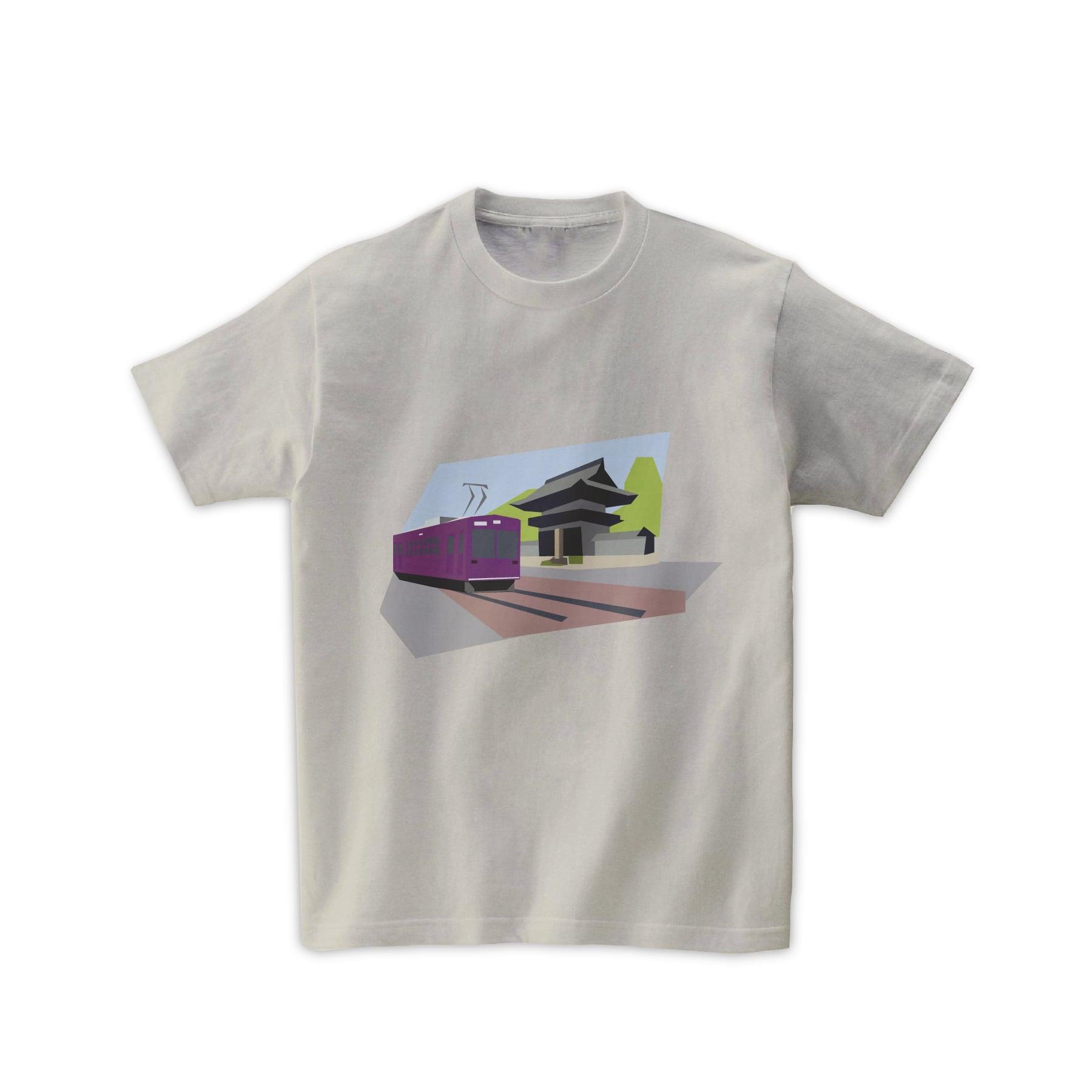 電車Tシャツ-路面電車