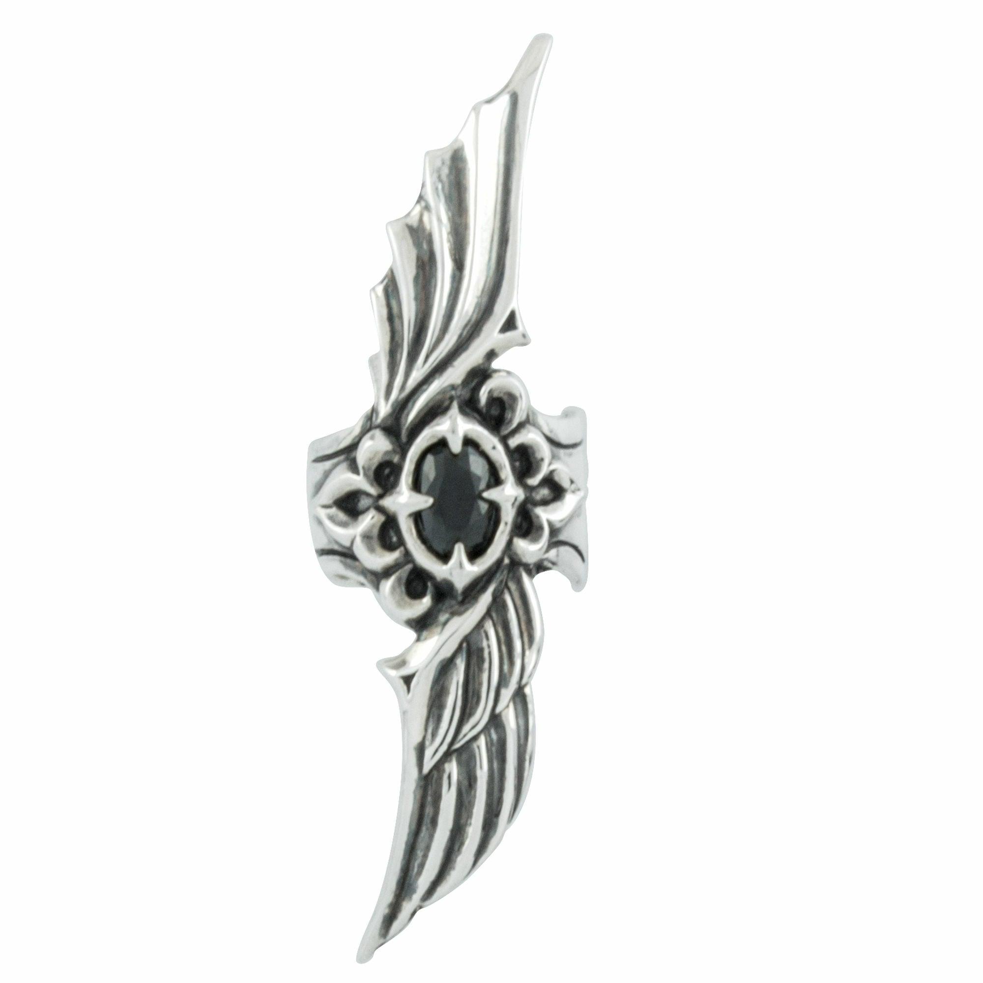 デビエンイヤカフ ACE0134 Devil & Angel Ear Cuff 【「貴族誕生 -PRINCE OF LEGEND-」衣装協力商品】