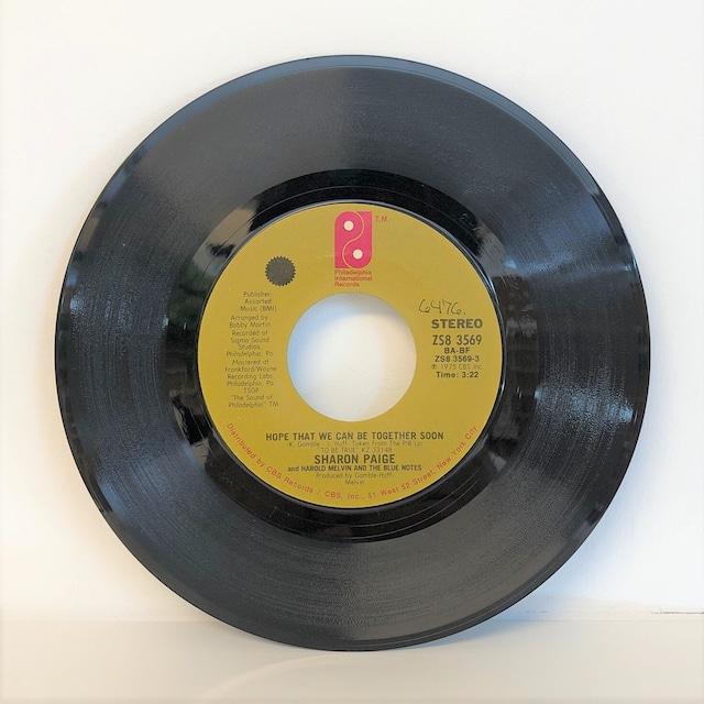[中古7inch]  Harold Melvin And The Blue Notes – Where Are All My Friends
