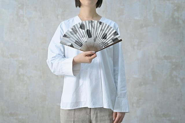 [Women's] UMO#2 うす墨 Usuzumi 扇子