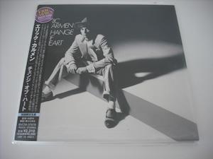 【CD】ERIC CARMEN / CHANGE OF HEART