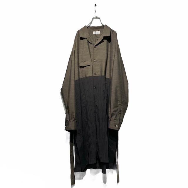 Shirts-Coat (brown)