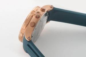 【VOSTOK EUROPE ボストークヨーロッパ】Anchar Submarine Chronograph Line アンチャールサブマリンクロノグラフ(グリーン×ブロンズ)/国内正規品 腕時計