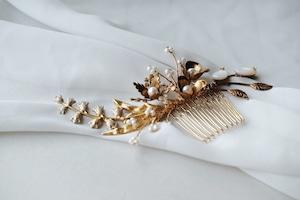 Bridal hairaccessory ・vintage・1007/sale