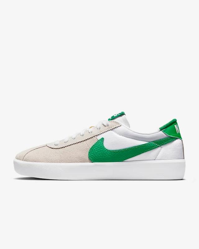 NIKE SB BRUIN REACT WHITE/GREEN