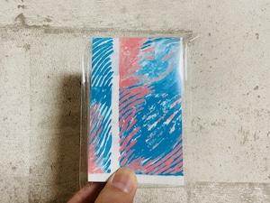 くだらない1日 & ANORAK! 「Split」テープ