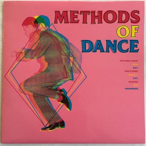 【LP・英盤】Various Artists /  Methods Of Dance