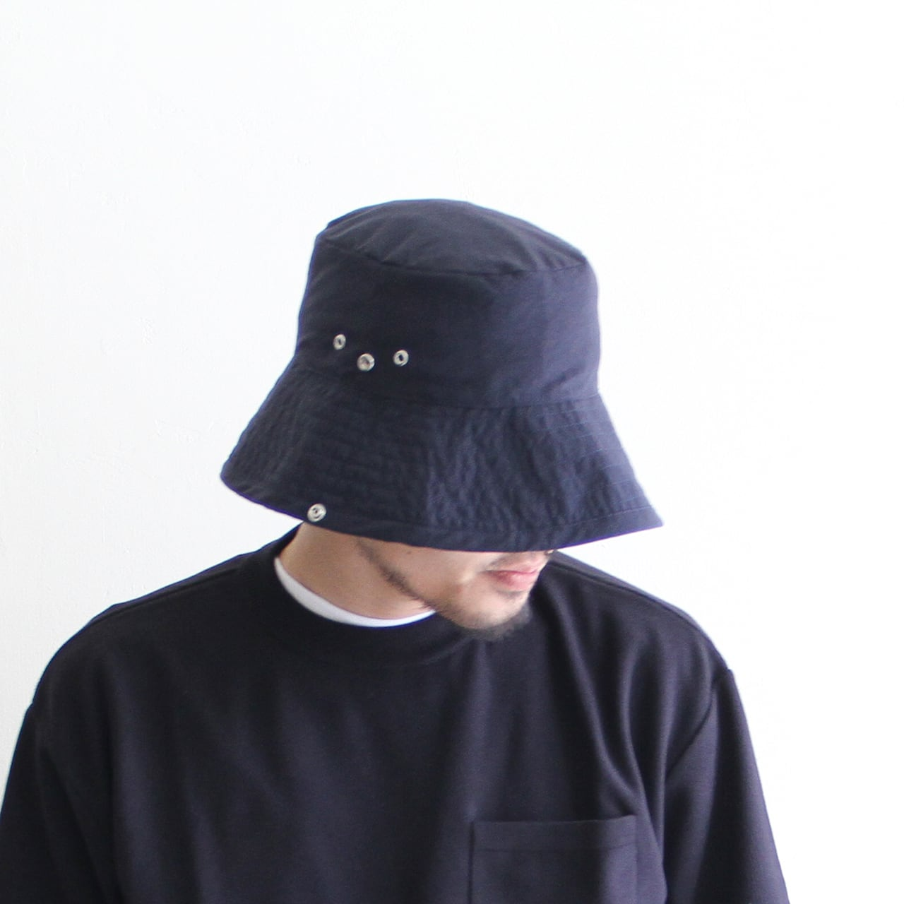is-ness【 mens 】reversible hat