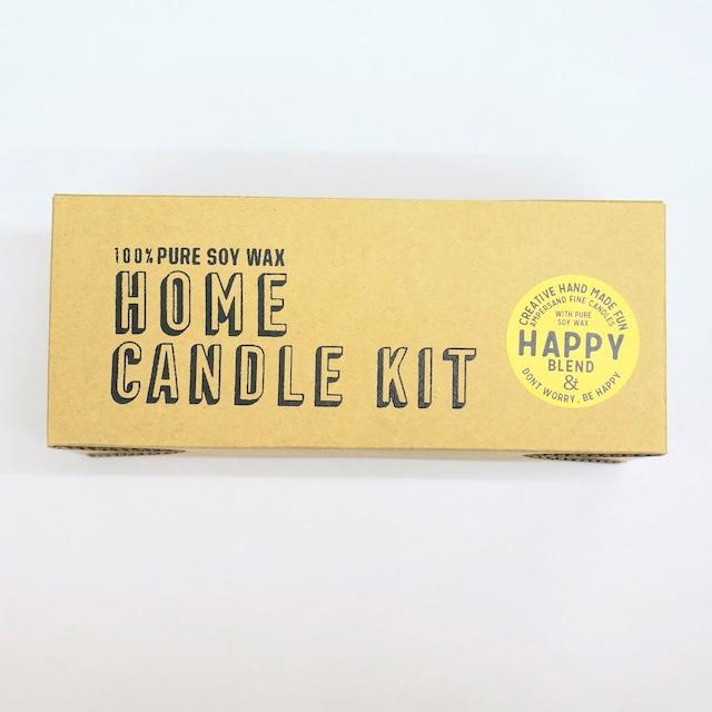 Home Candle Kit-HAPPY- キャンドル Candles - メイン画像