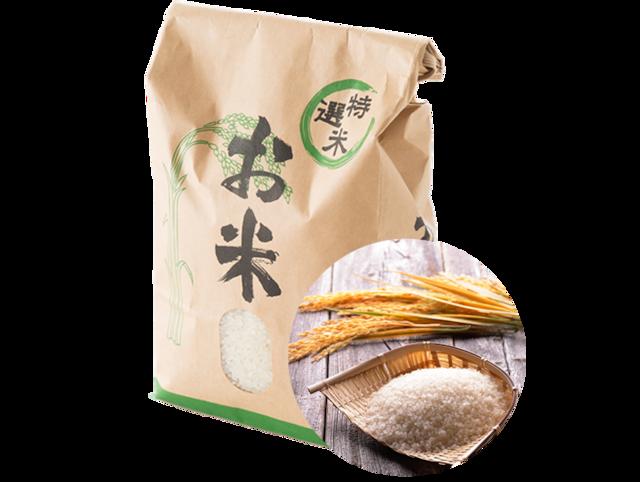 福島県会津産コシヒカリ 5kg (送料込み)