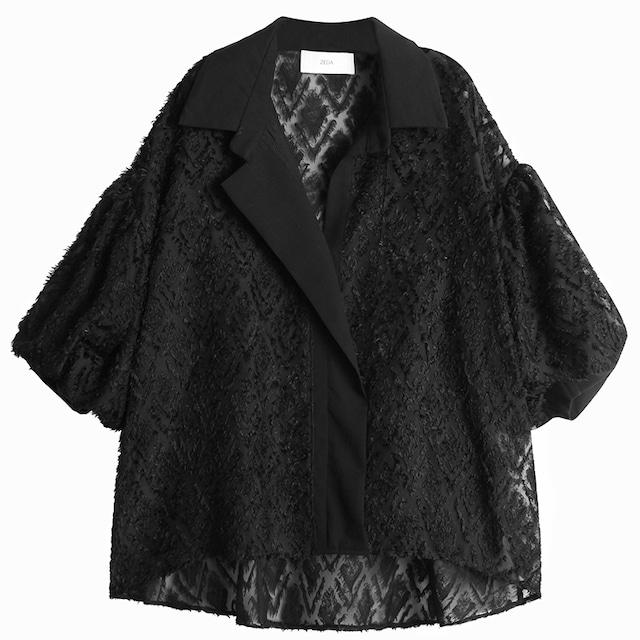 パフスリーブフェアリーシャツ   1-011