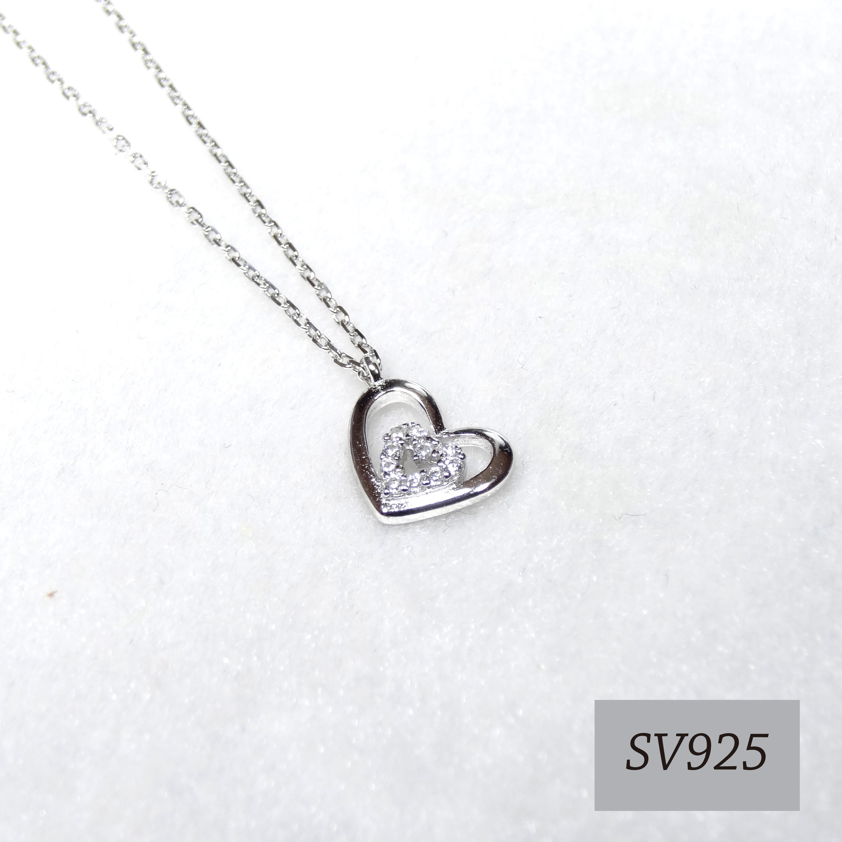 Heart in Heart♡ネックレス
