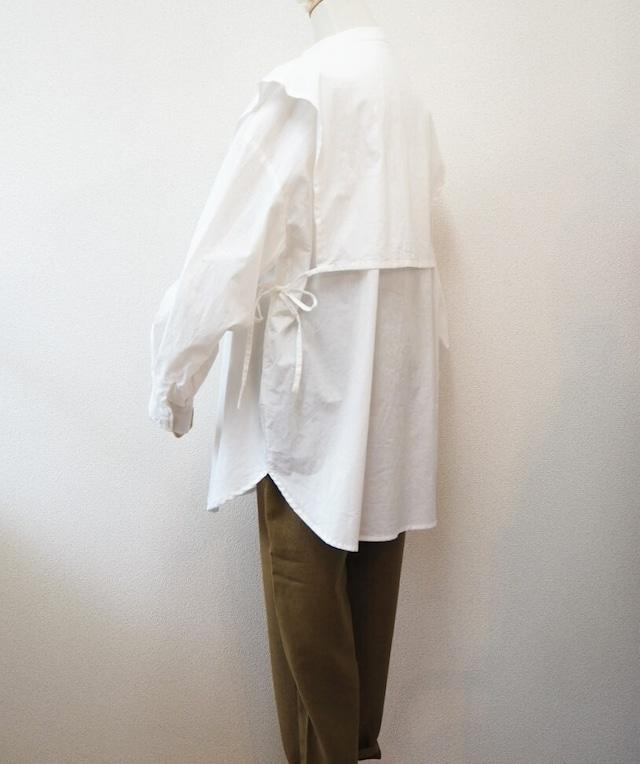 [restock] cotton design blouse