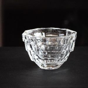 Opus 1 Crystal Bowl by Rolf Sinnemark for Kosta Boda