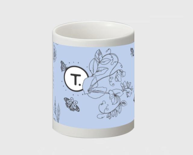 オリジナルカップ(Butterfly)