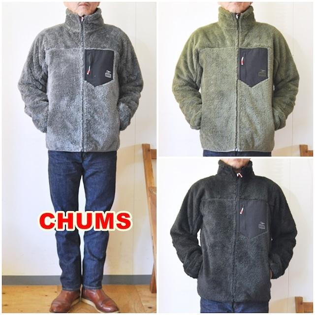 CHUMS チャムス ボンディングフリースジャケット ch04-1277  メンズジャケット
