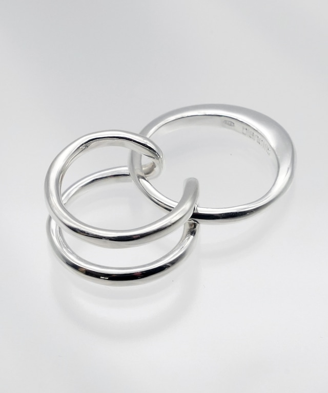 【blanc iris/ ブランイリス】Emotion collection Sterling Silver Ring /  リング