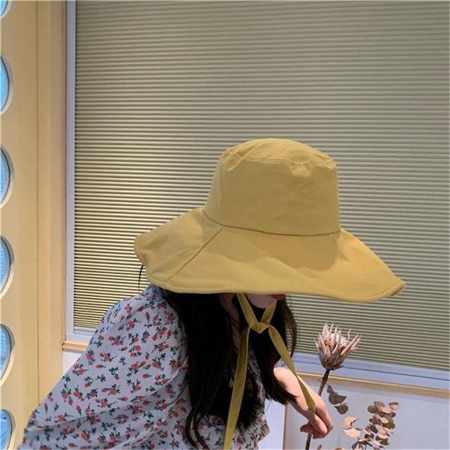 UV cut baby doll hat 4c's