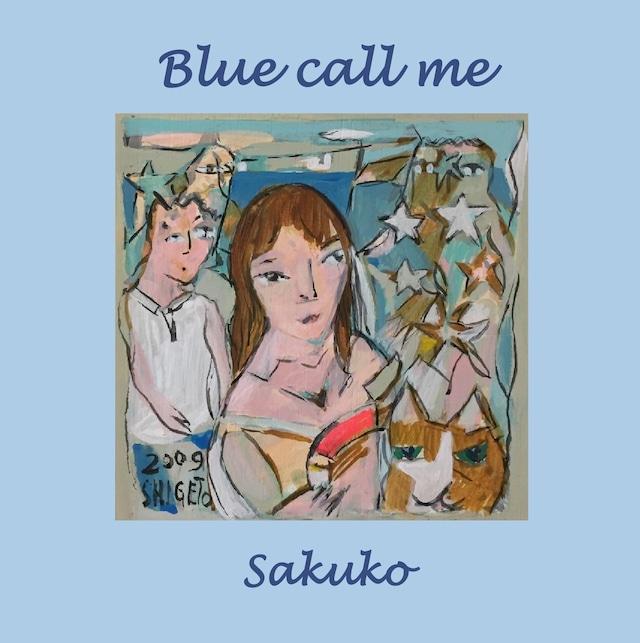 WKCD0130 Blue call me - flute music / sakuko [ブルー・コール・ミー/池田さく子(フルート)]