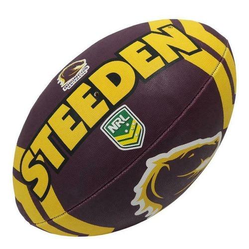 【STEEDEN】Broncos Supporter Ball Size5