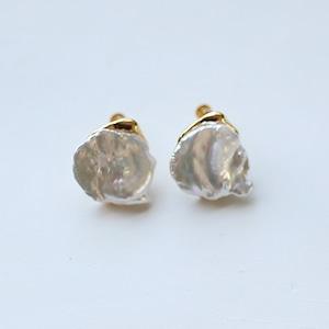 Perl  earring