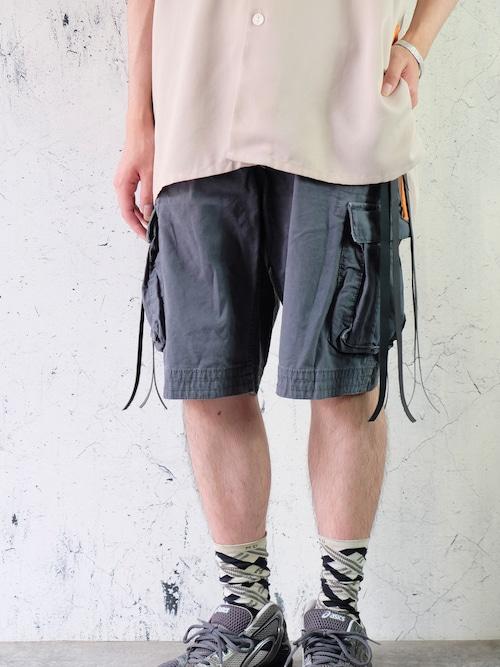techno like cargo shorts