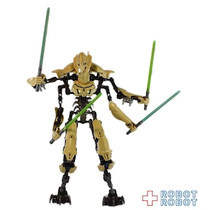 LEGO レゴ スター・ウォーズ 75112 グリーヴァス将軍 ルース