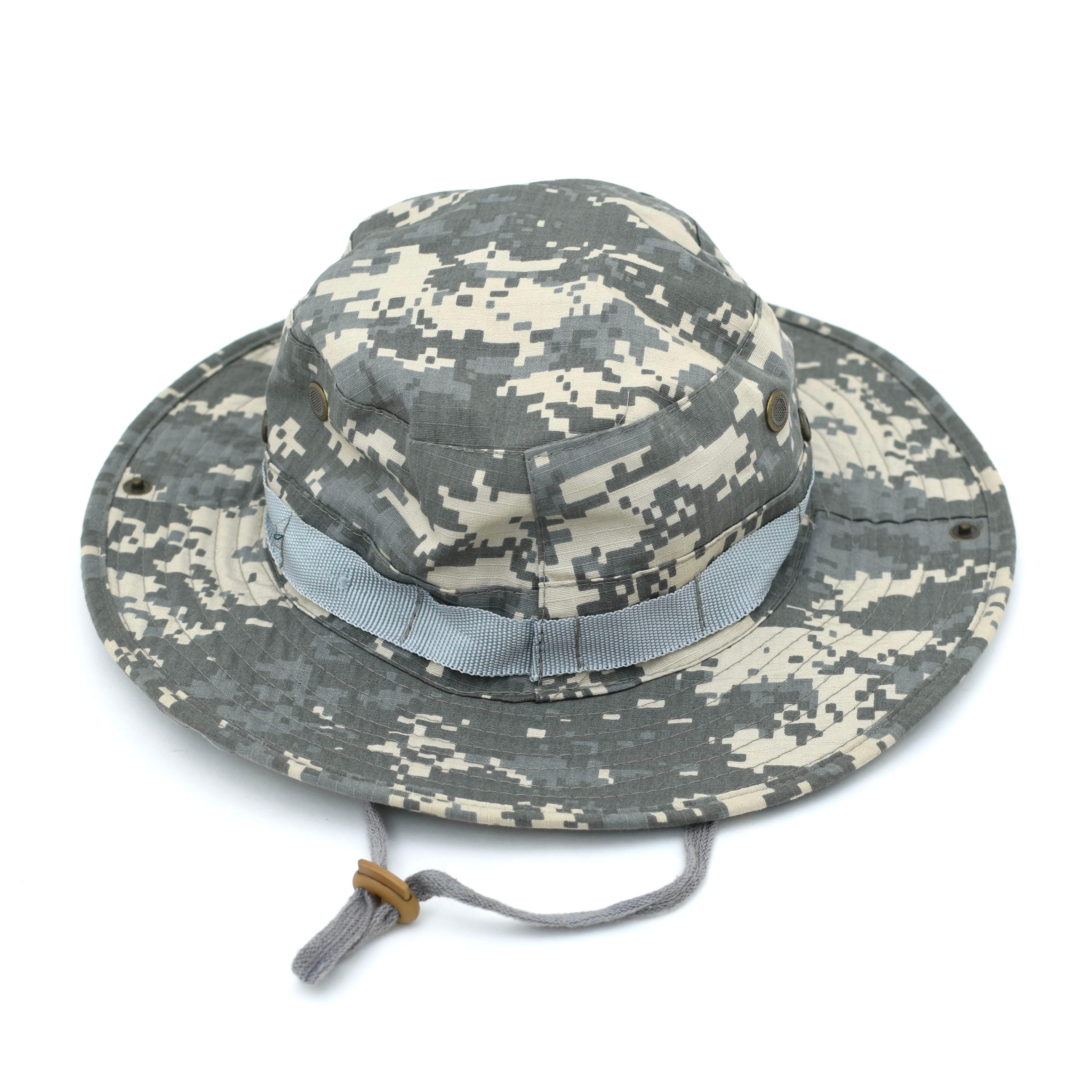 ACU digital camouflage boonies Hat