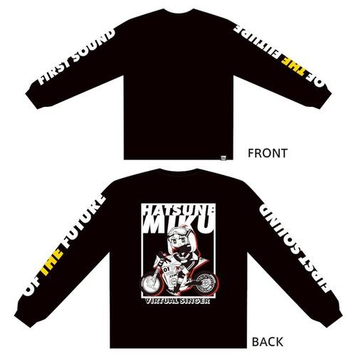 ロングスリーブTシャツ(U井T吾)