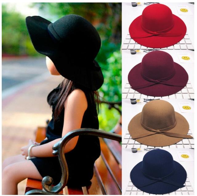 【子供】 ハット 帽子 キッズ 3色展開 UV対策 UVカット 50-52㎝
