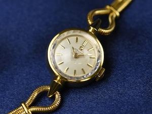 【ビンテージ時計】1962年月製造 オメガレディース腕時計 スイス製
