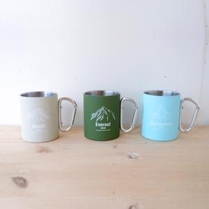 カラビナマグカップ