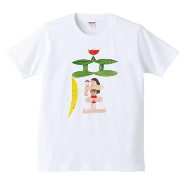 「産」キッズTシャツ