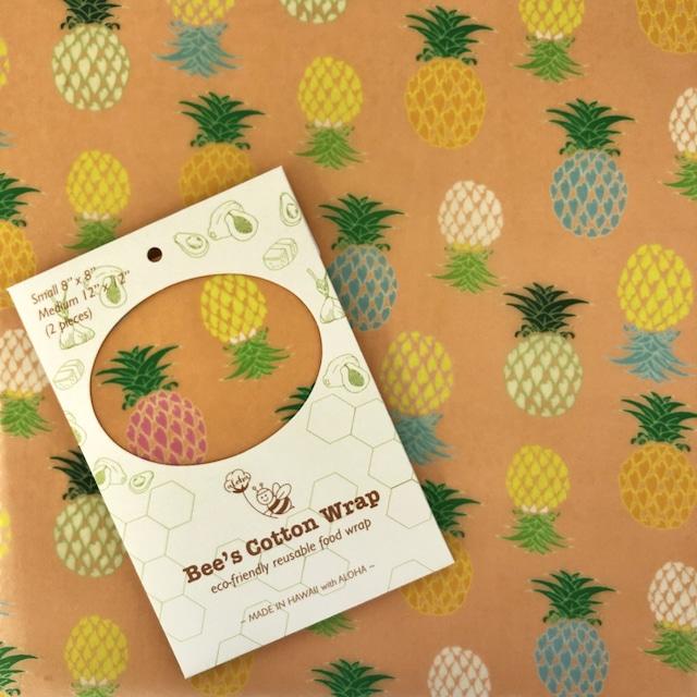 エコラップ「Heart Pineapple」