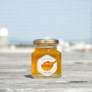 【 蜂蜜 】kosaji 豊橋産純粋はちみつ 100g