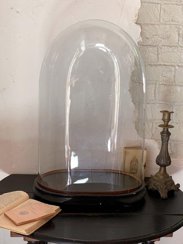 ガラスドーム オーバル グローブドマリエ Globe de mariee