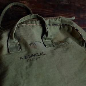 Vintage Military Bag / Small bag / ヴィンテージ ミリタリー バック
